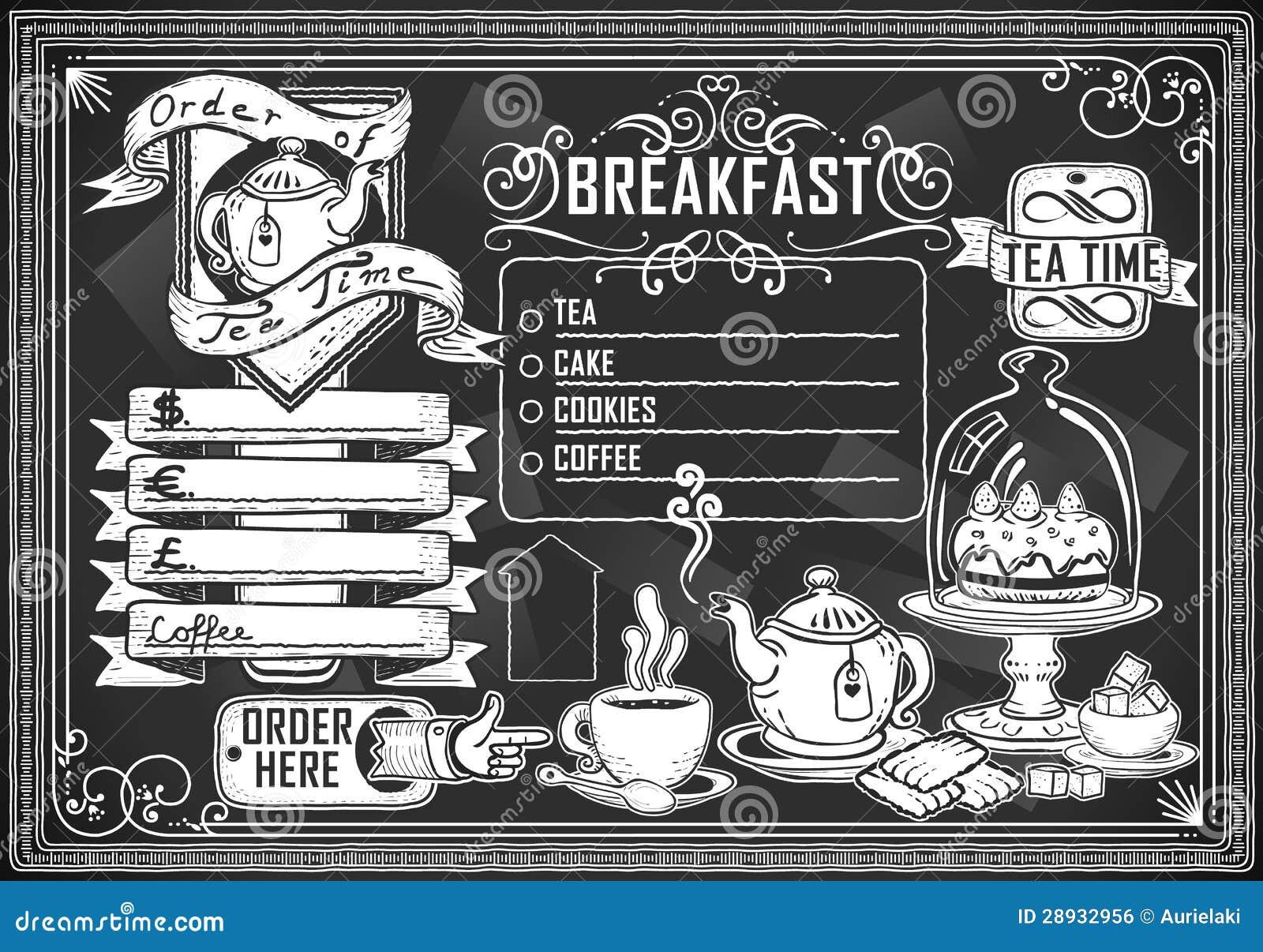 Bommar för den grafiska beståndsdelen för tappning för menyn