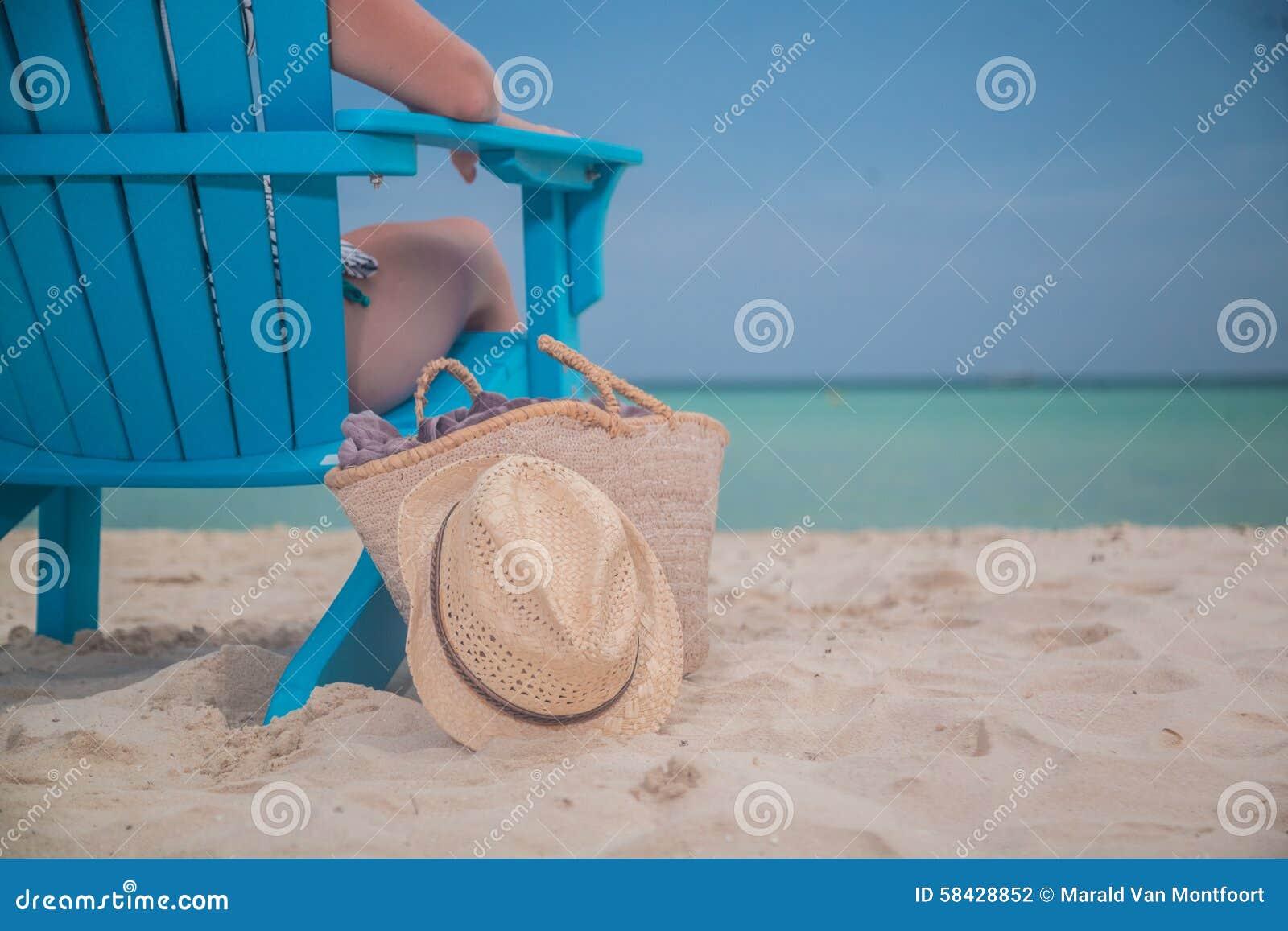 Bon à rien de luxe de plage