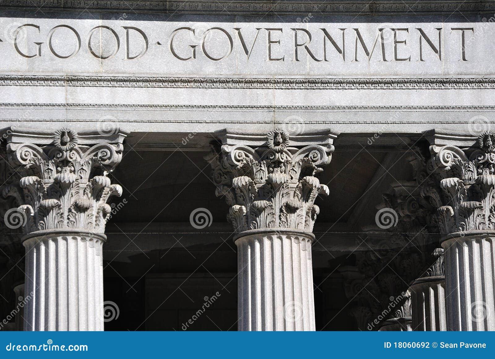 Bon gouvernement