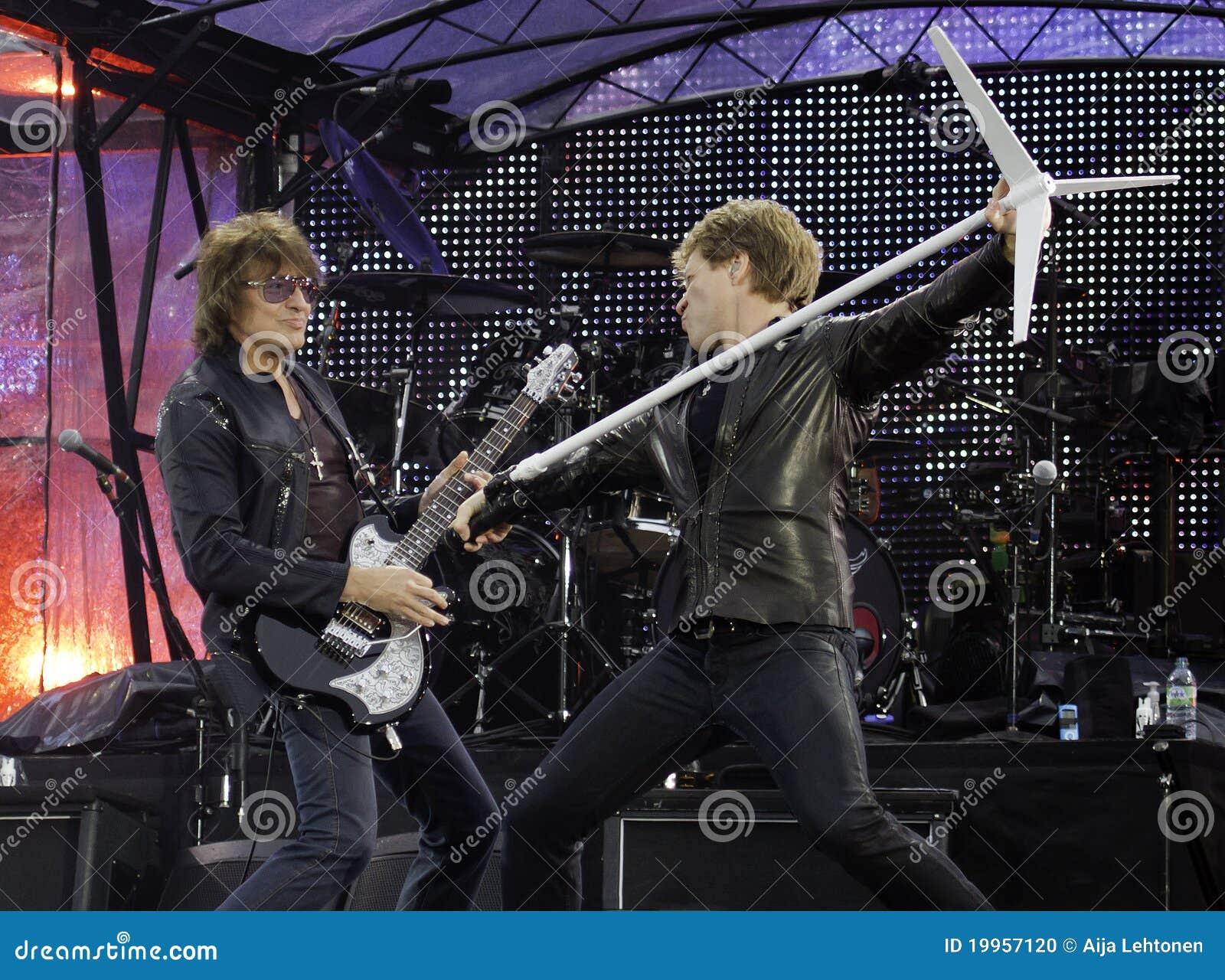 Bon Jovi leben Ausflug 2011