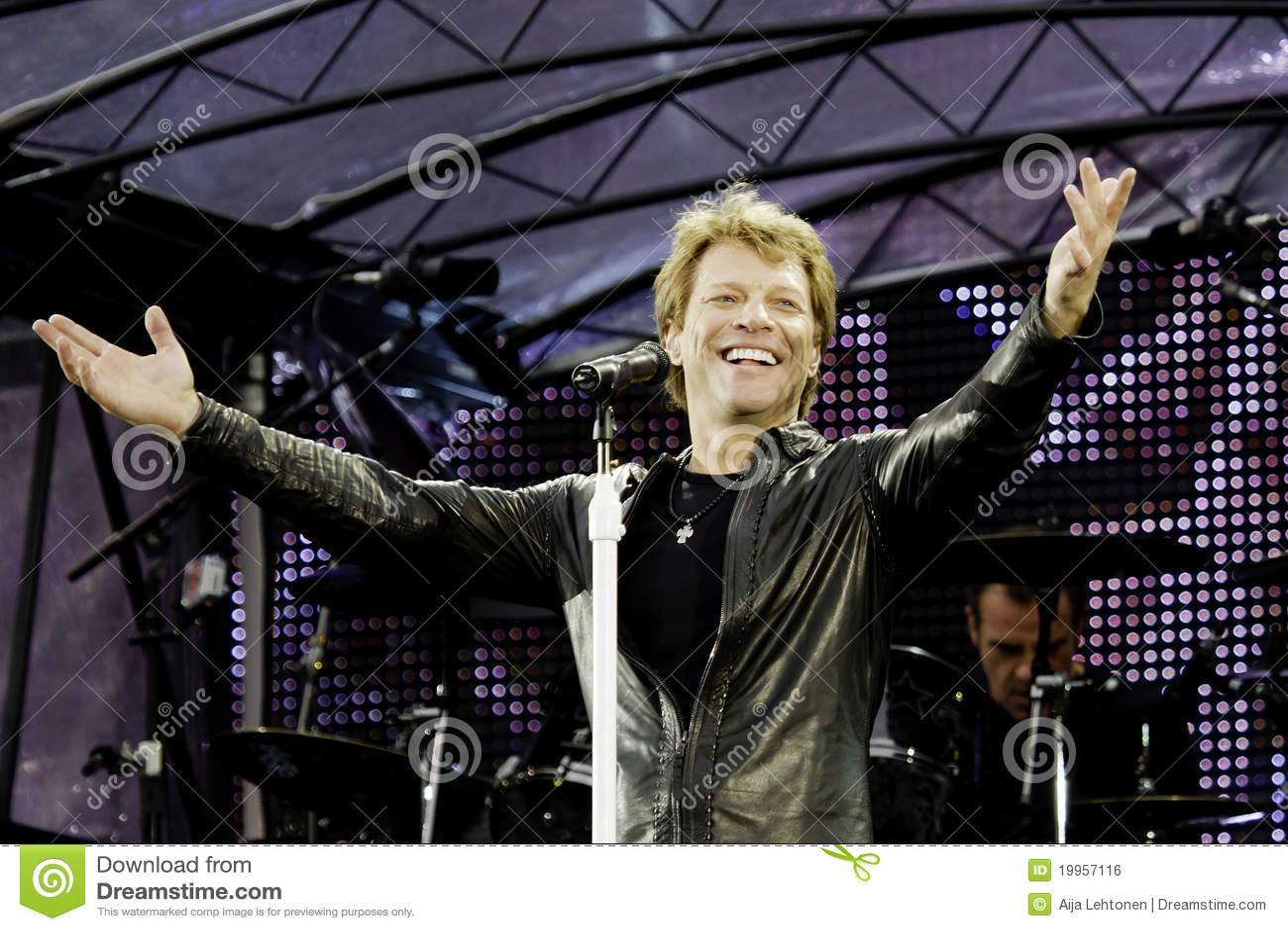 Bon Jovi Live 2011 Tour