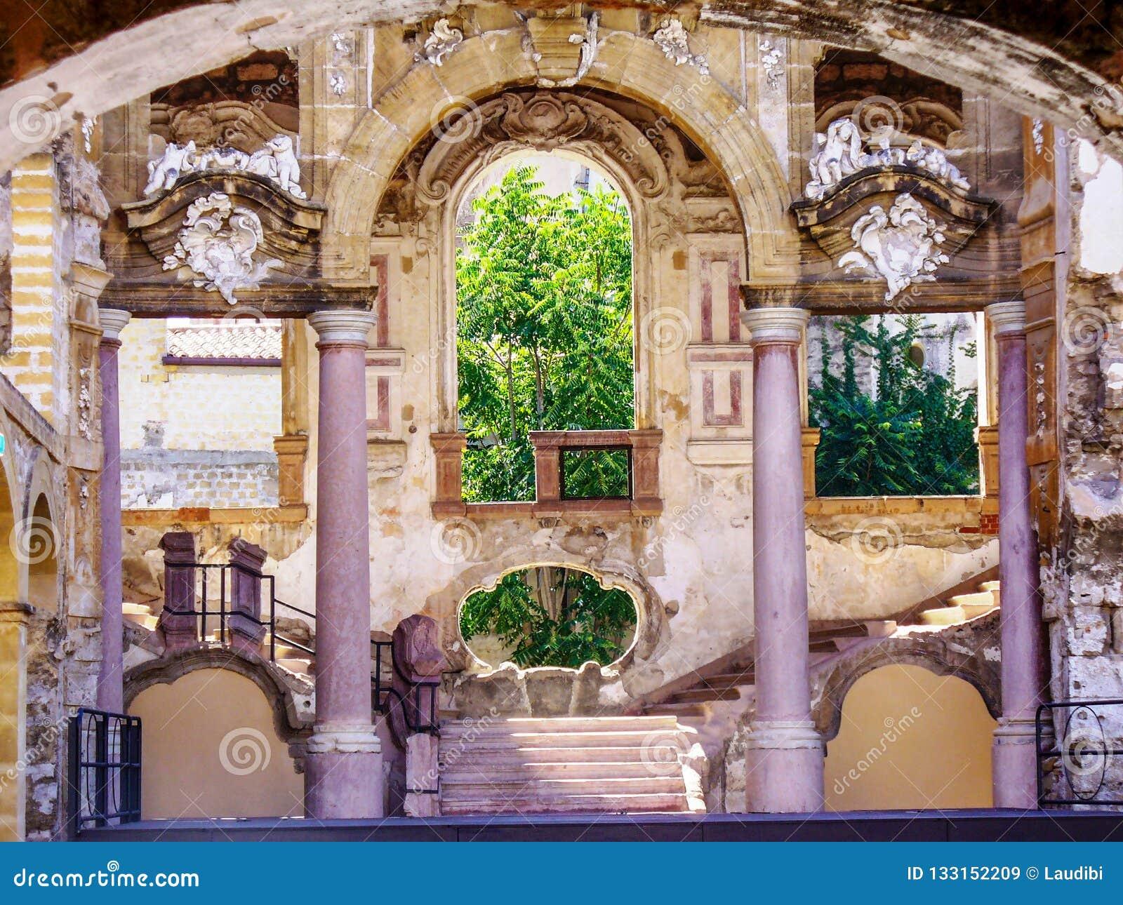 Bonagia pałac