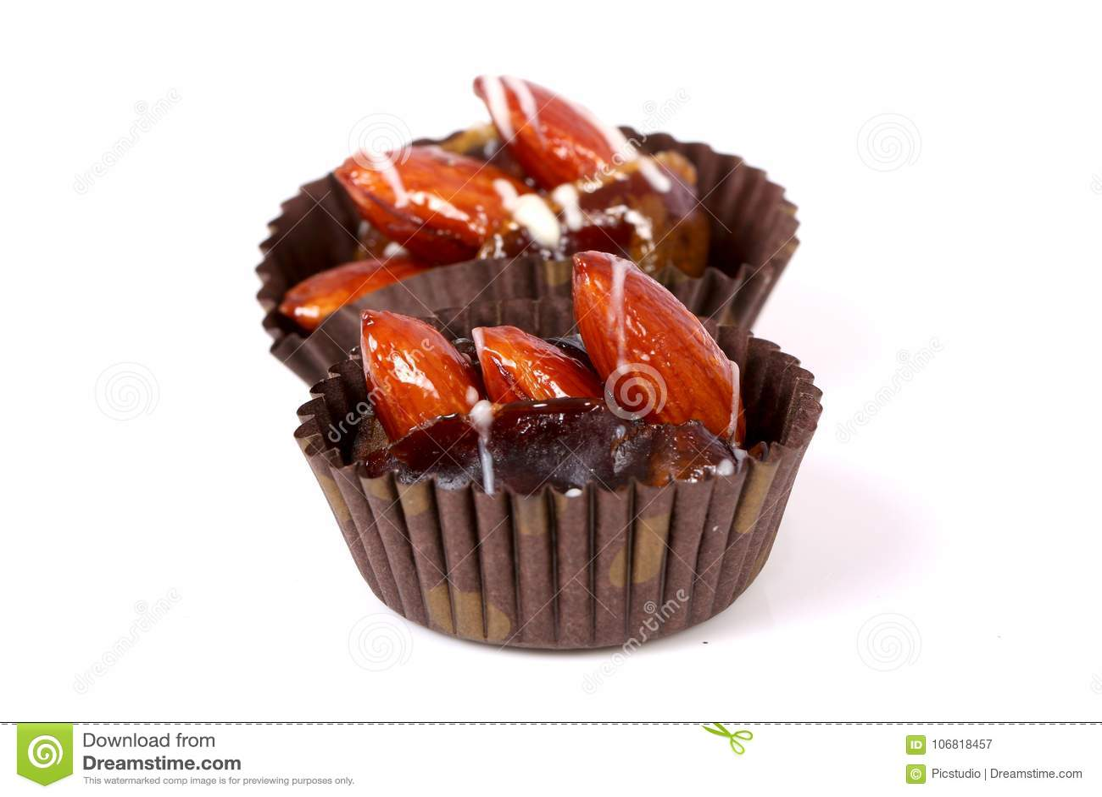 Bonbons à écrou d amande