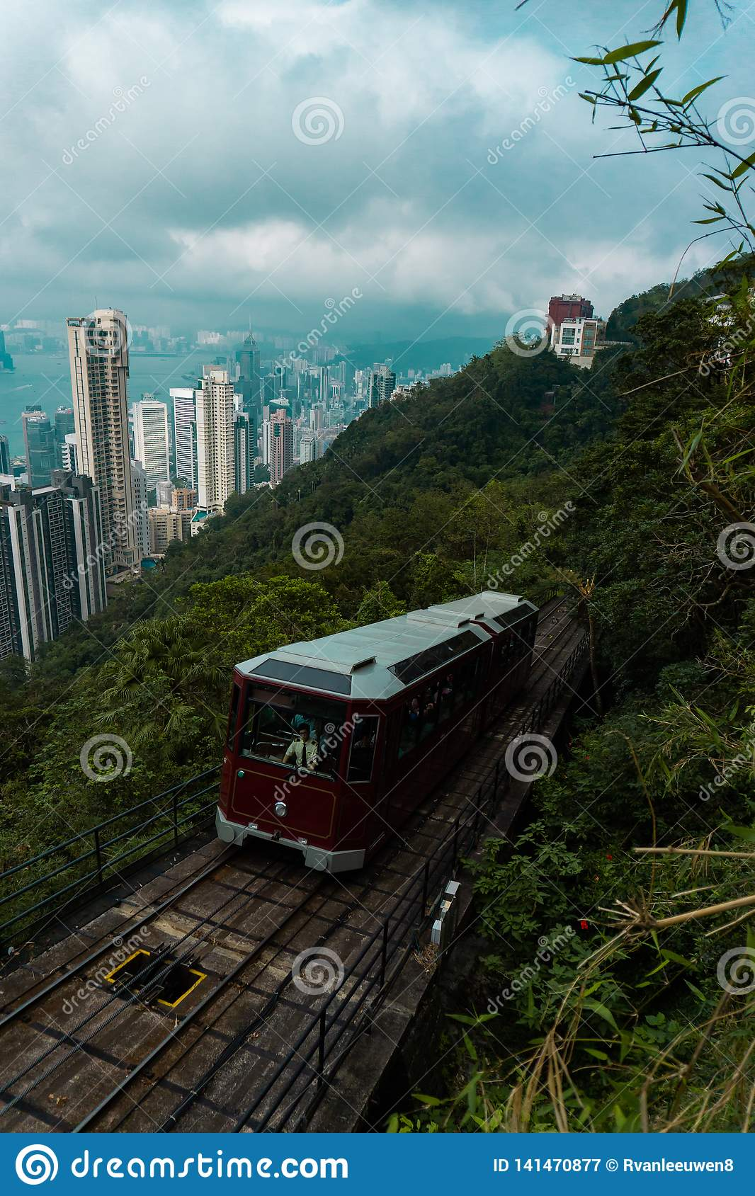 Bonde máximo de Hong Kong