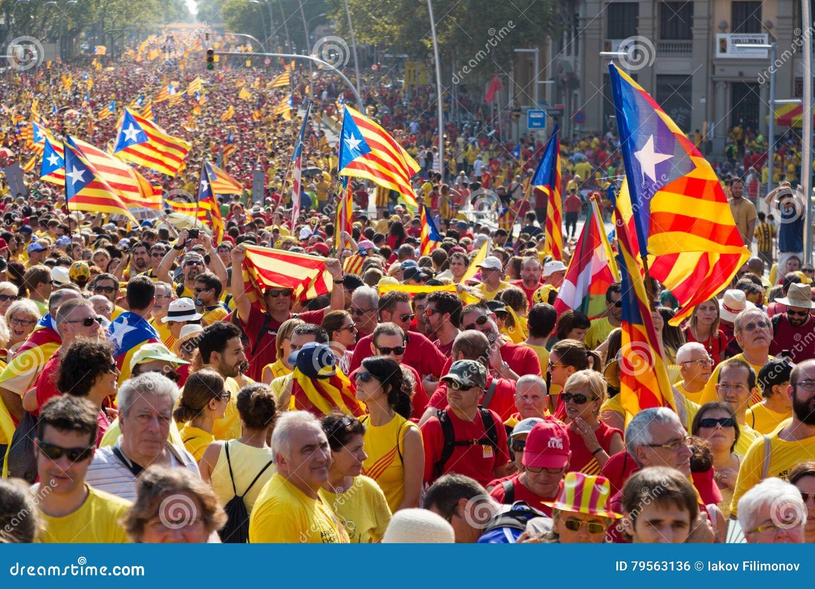 Bondgenoot aan 300ste verjaardag van verlies van onafhankelijkheid van Catalonië
