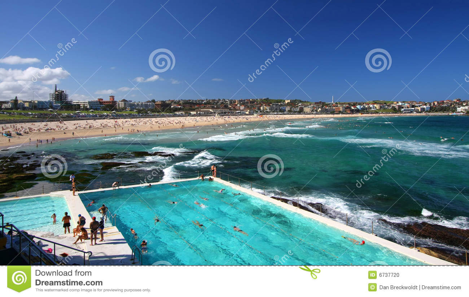 悉尼海滩丹b��(�9��_澳洲海滩bondi日s夏天悉尼.