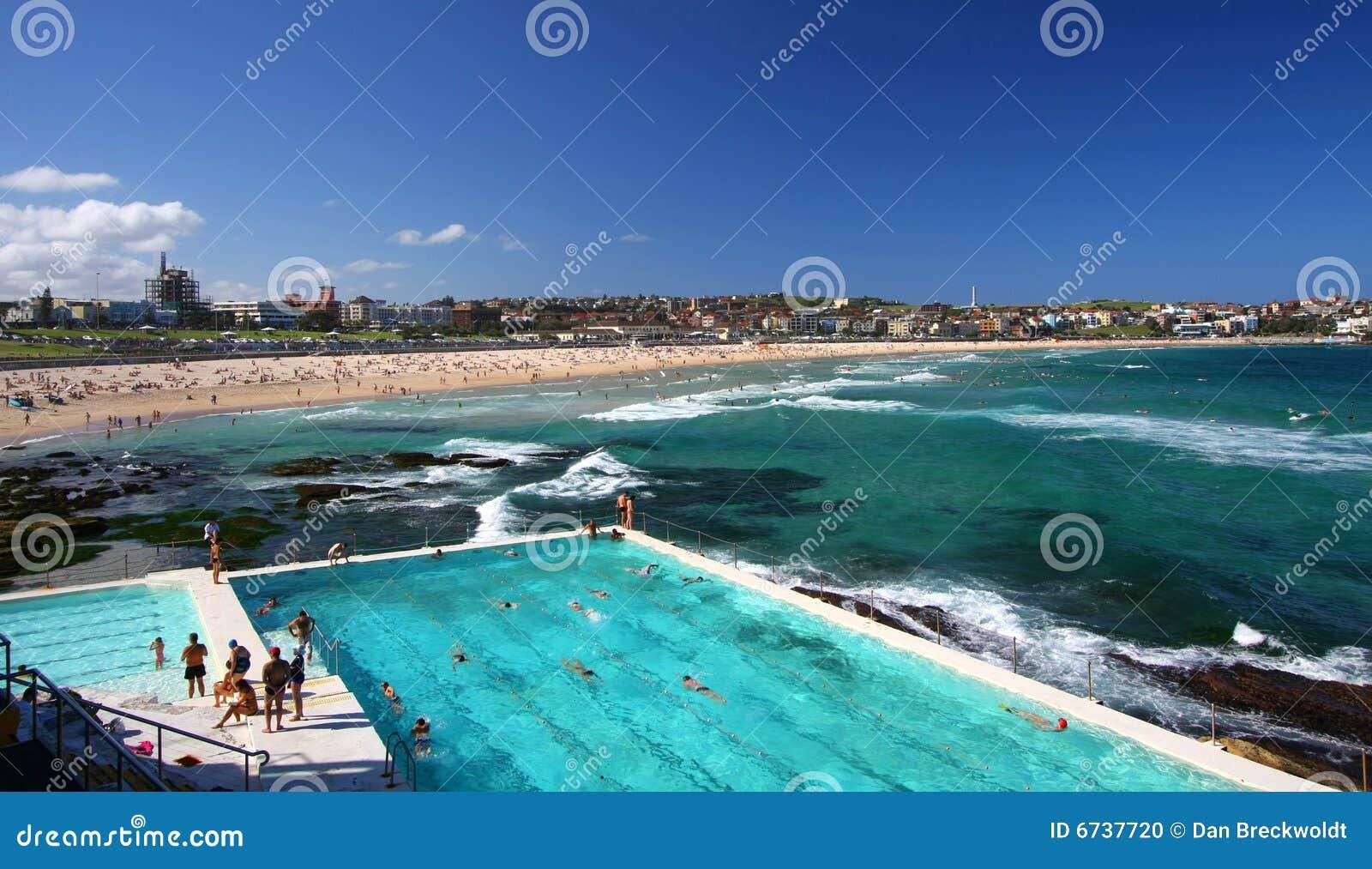 Bondi Sydney de plage de l australie