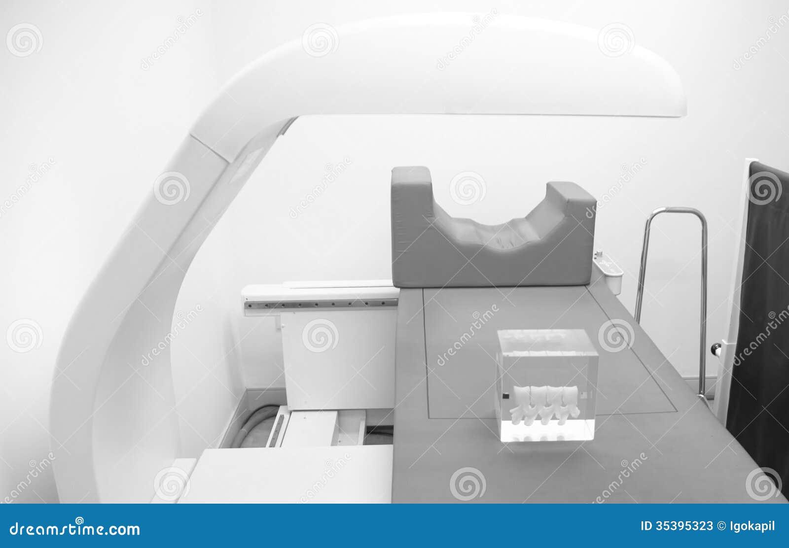 Bone density scan ,