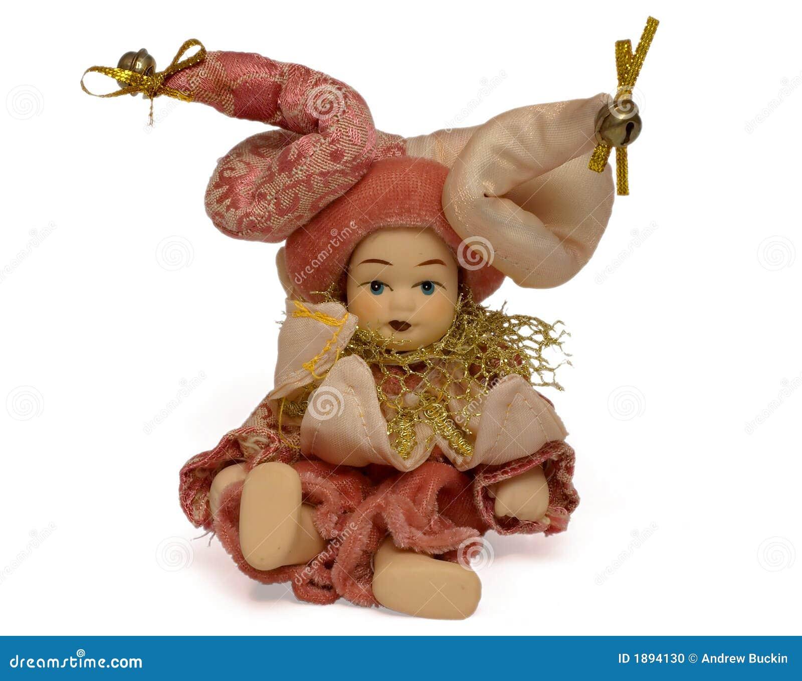 Boneca Venetian