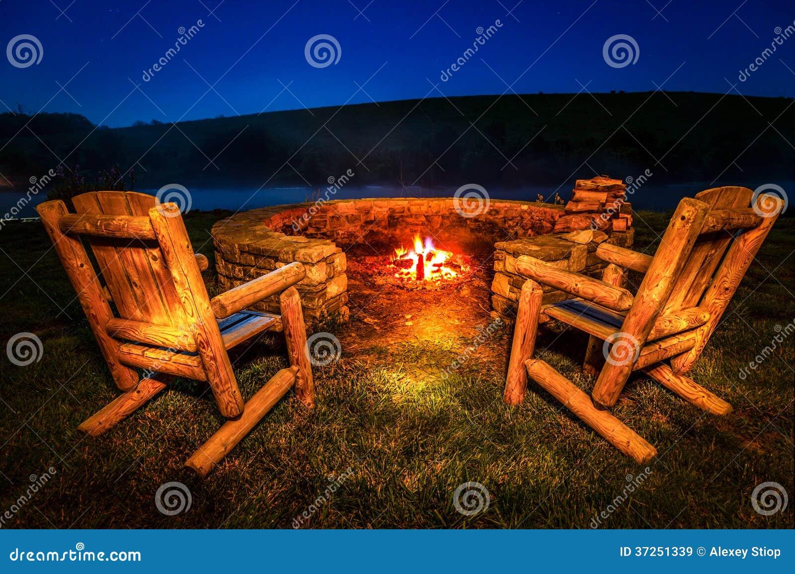 Bonfire royalty free stock images image 37251339