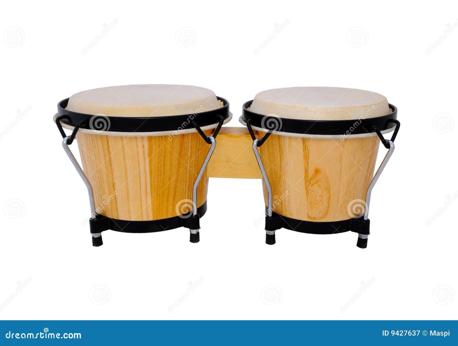Bongo Drums Stock Image Of Dance Bongos Measure