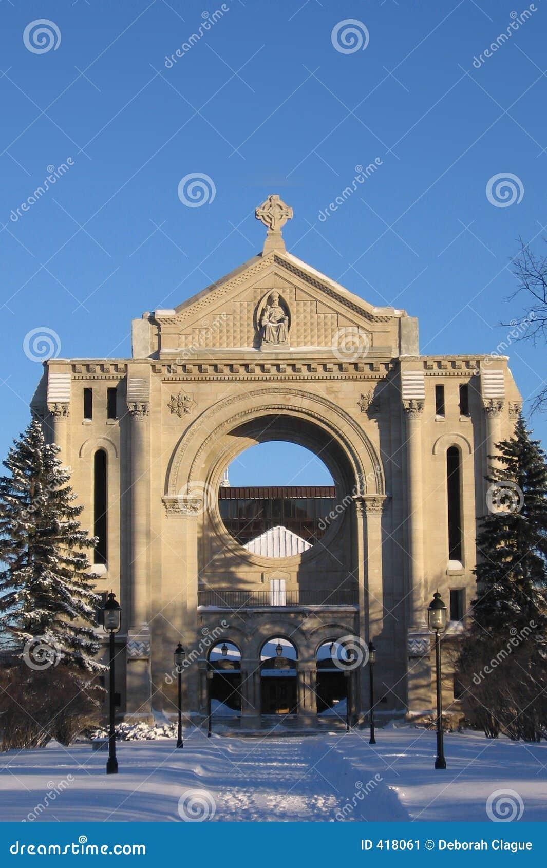 Boniface καθεδρικός ναός ST