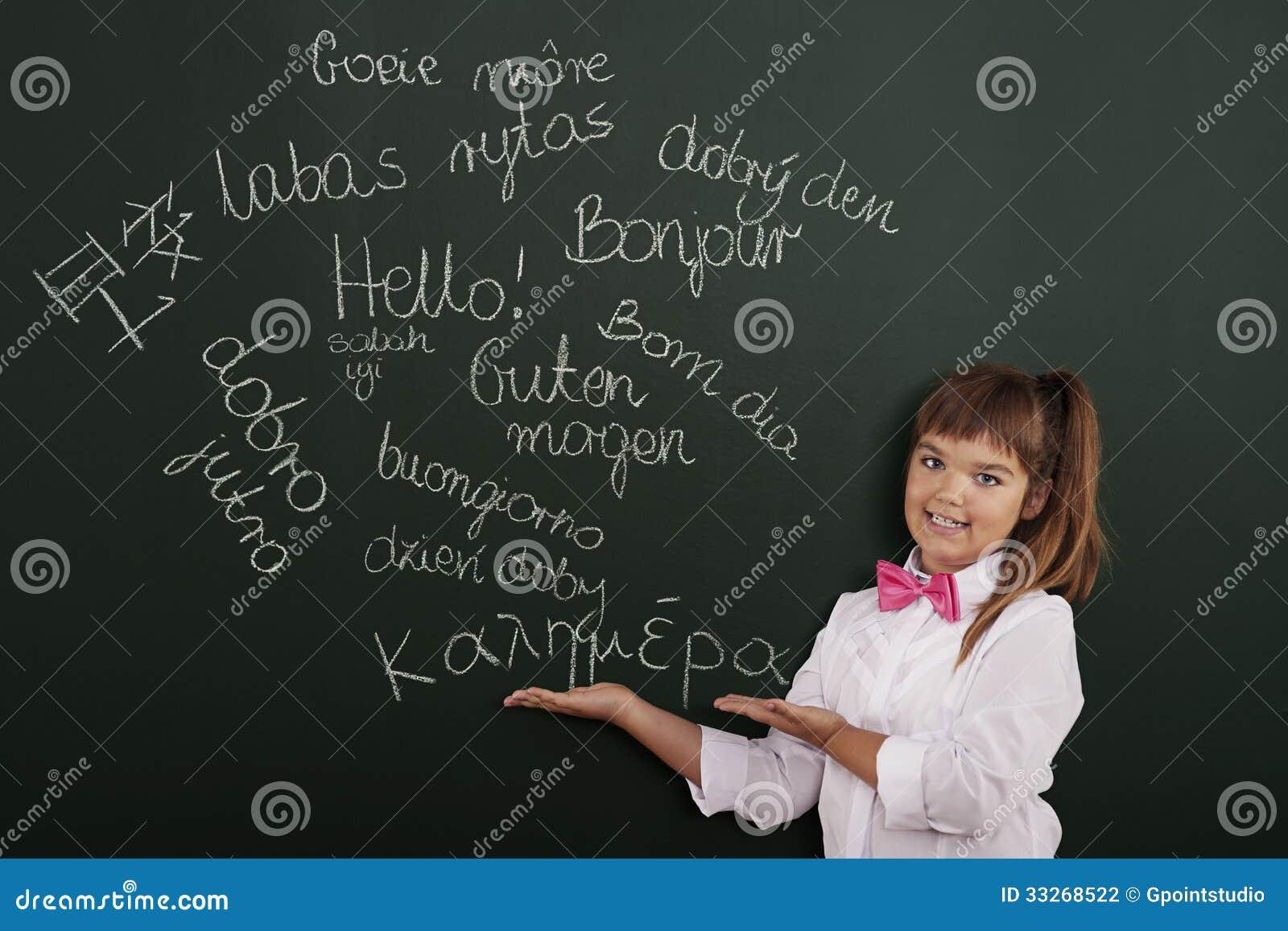 Bonjour dans beaucoup de langues
