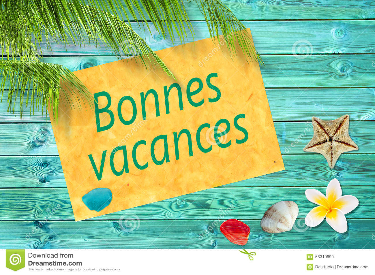 bonnes vacances  meaning happy summer  written on a paper seashells clipart png seashell clipart freeware black and white