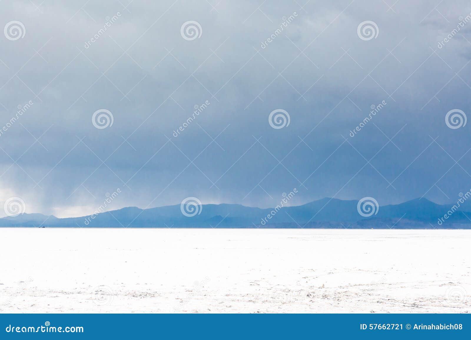 Bonneville mieszkań sól