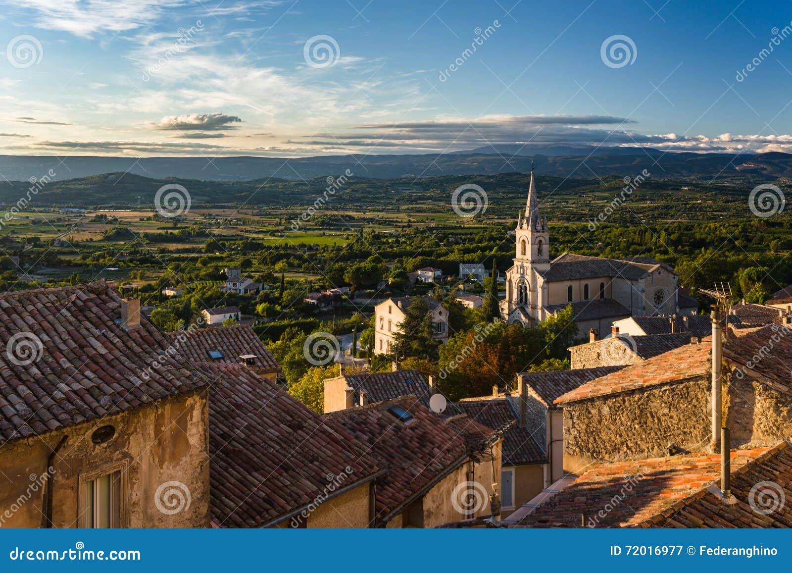 Bonnieux, Франция