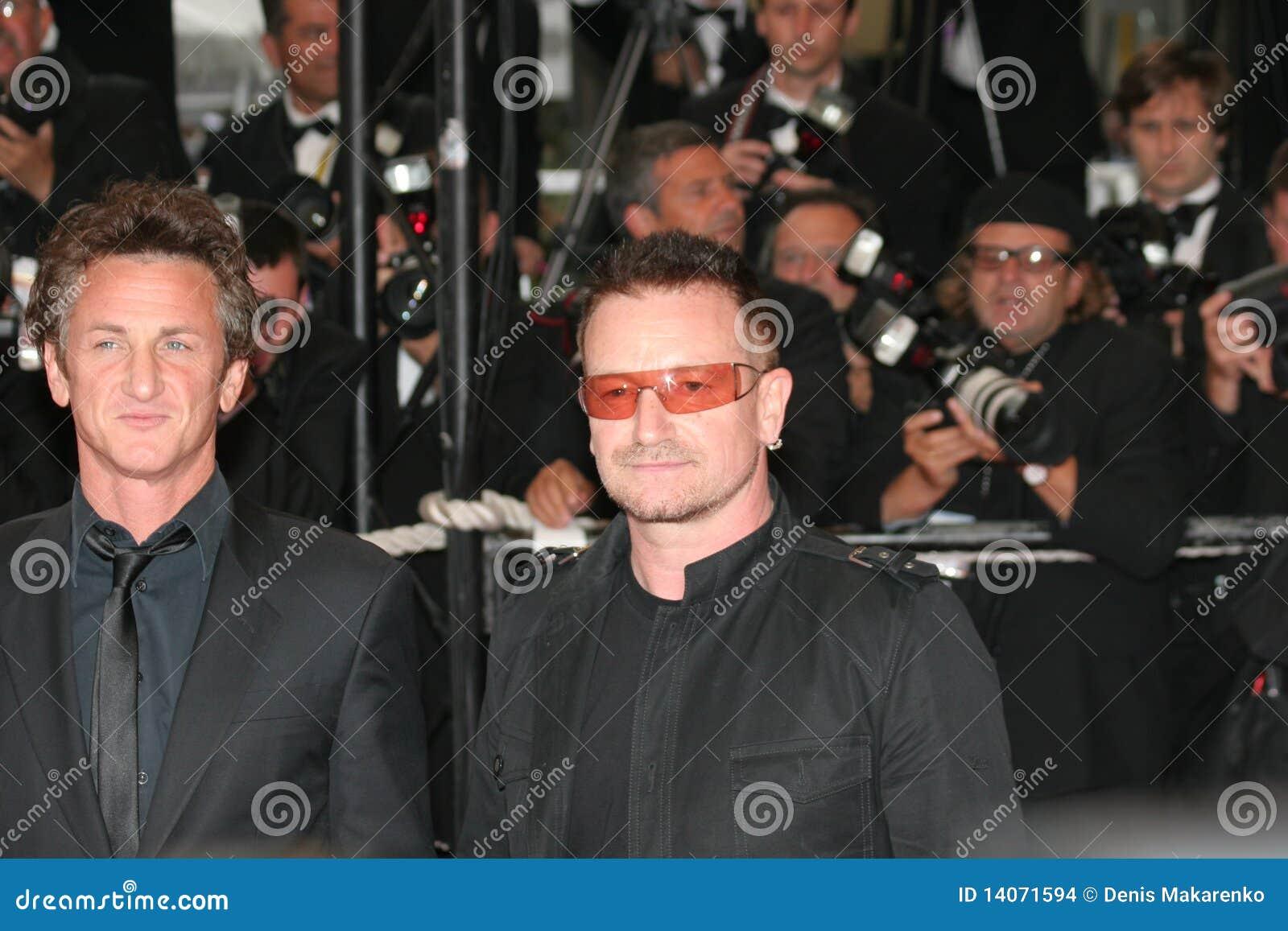 Bono penn Sean