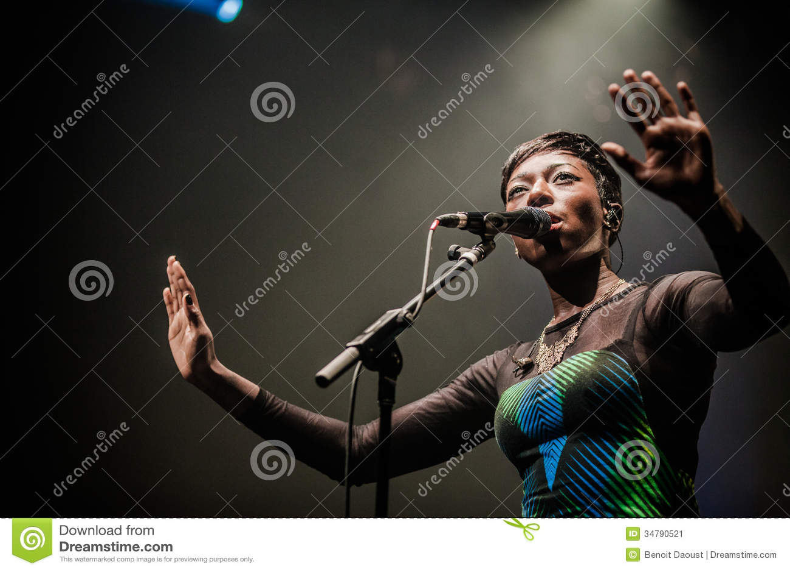 Bonobo στη συναυλία στη μητρόπολη, Μόντρεαλ