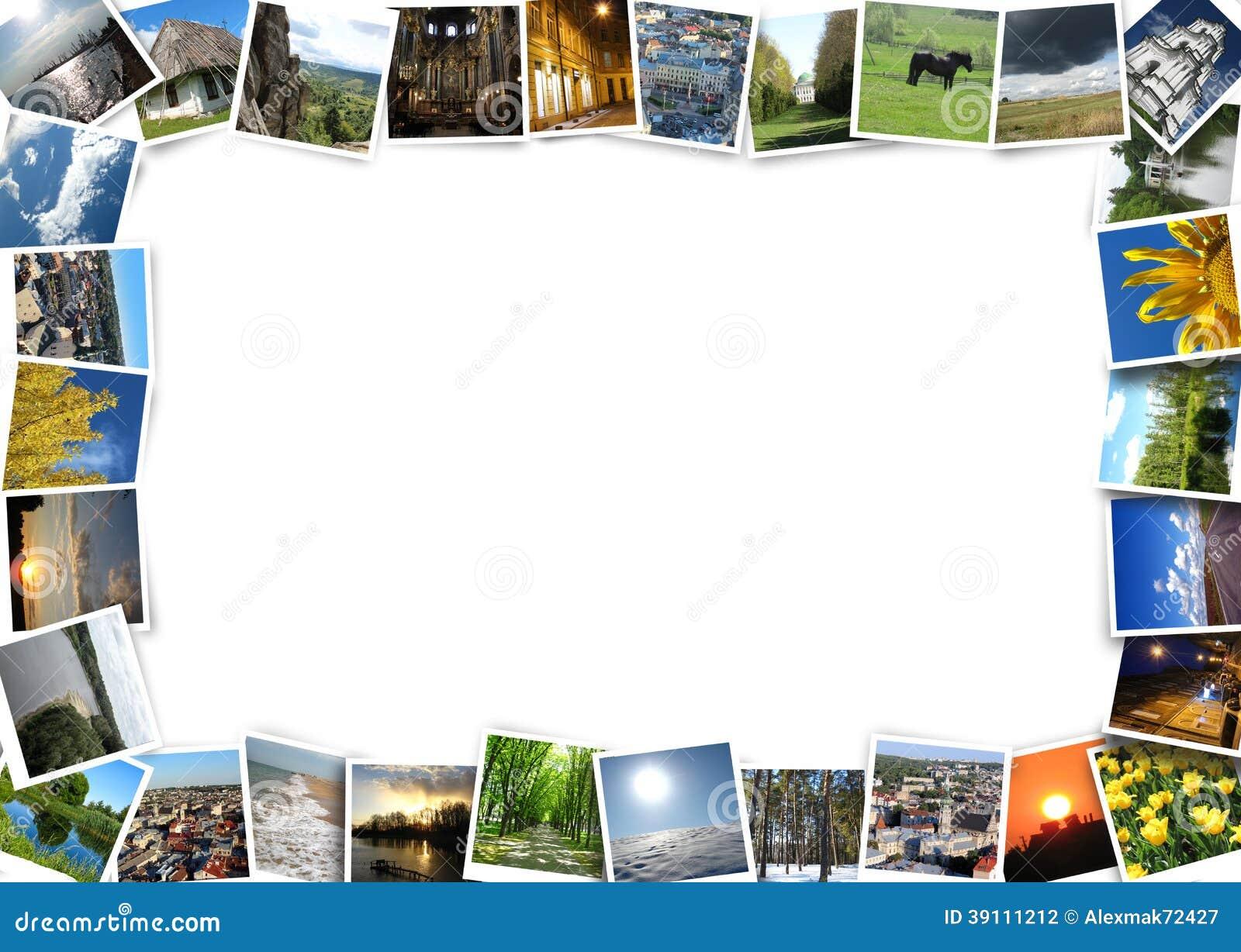 Bont die beelden op de perimeter van beeld worden geïsoleerd