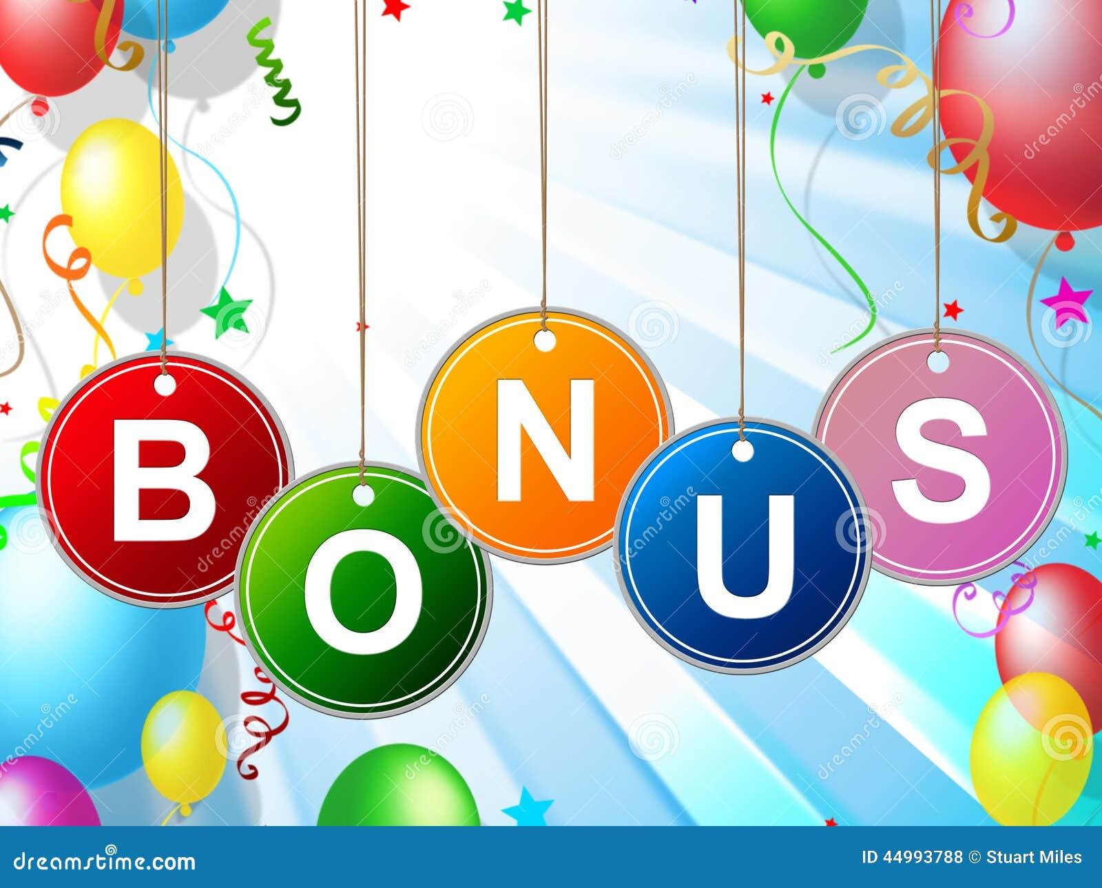 Bonus | Definition of Bonus by Merriam-Webster