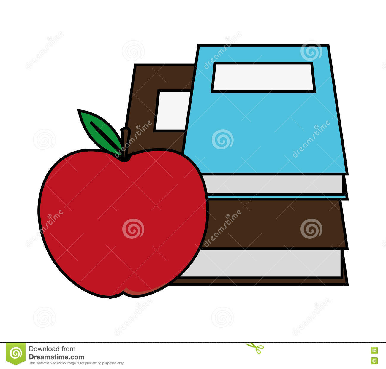 Apple cartoons illustrations vector stock images for Apple design book