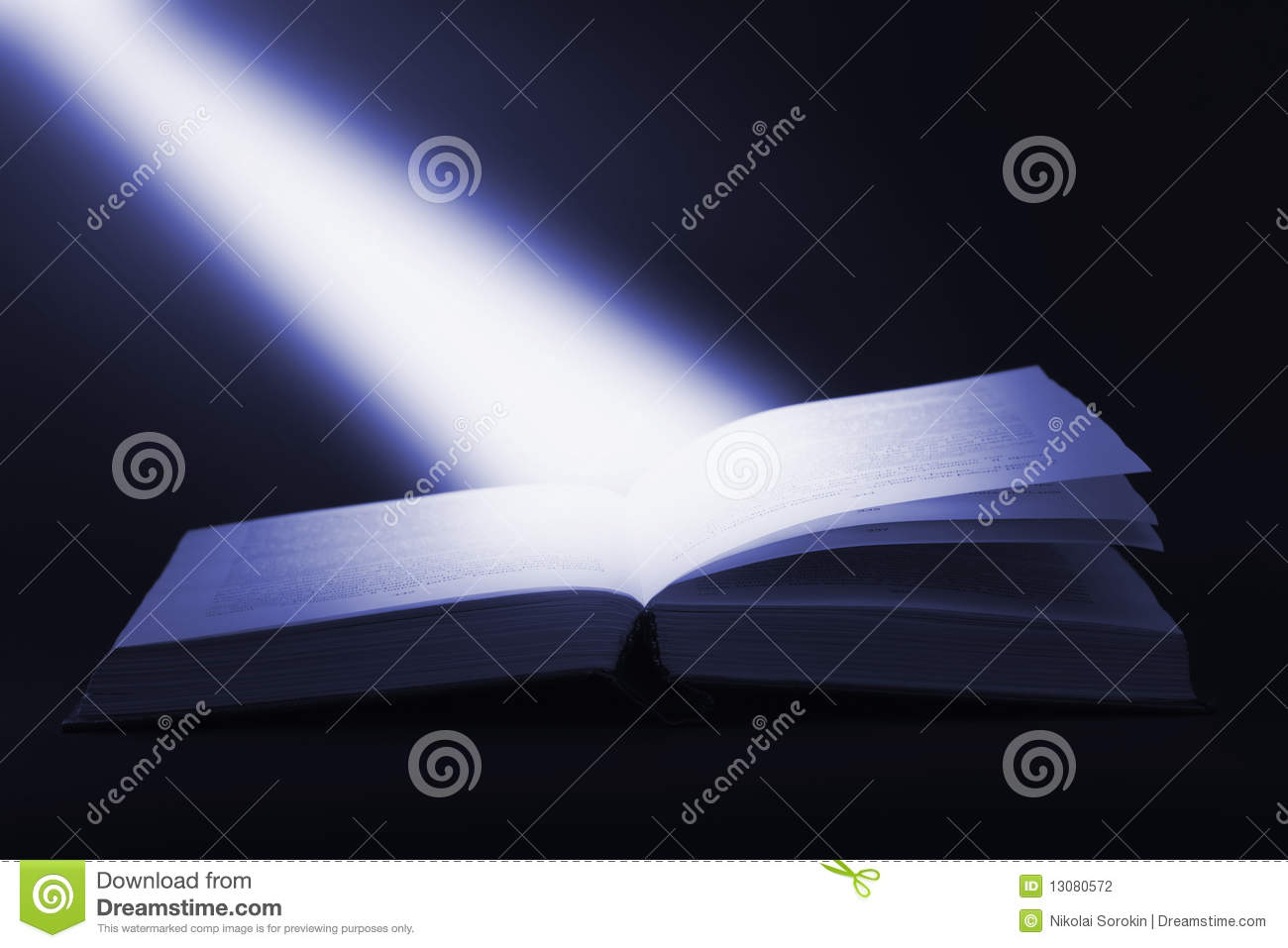 Book and beam