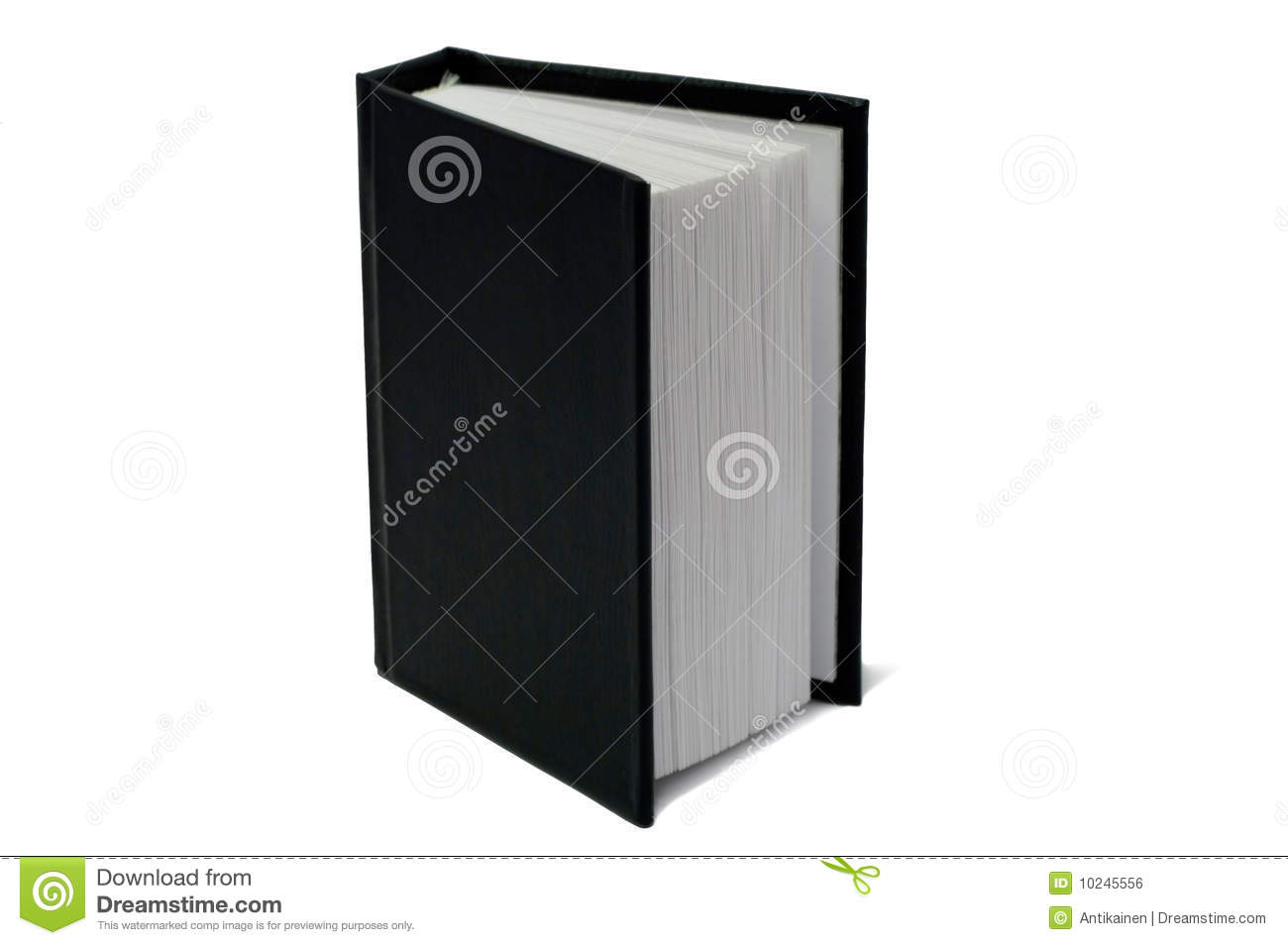 Cookbook Black Cover : Black cover cartoon vector cartoondealer