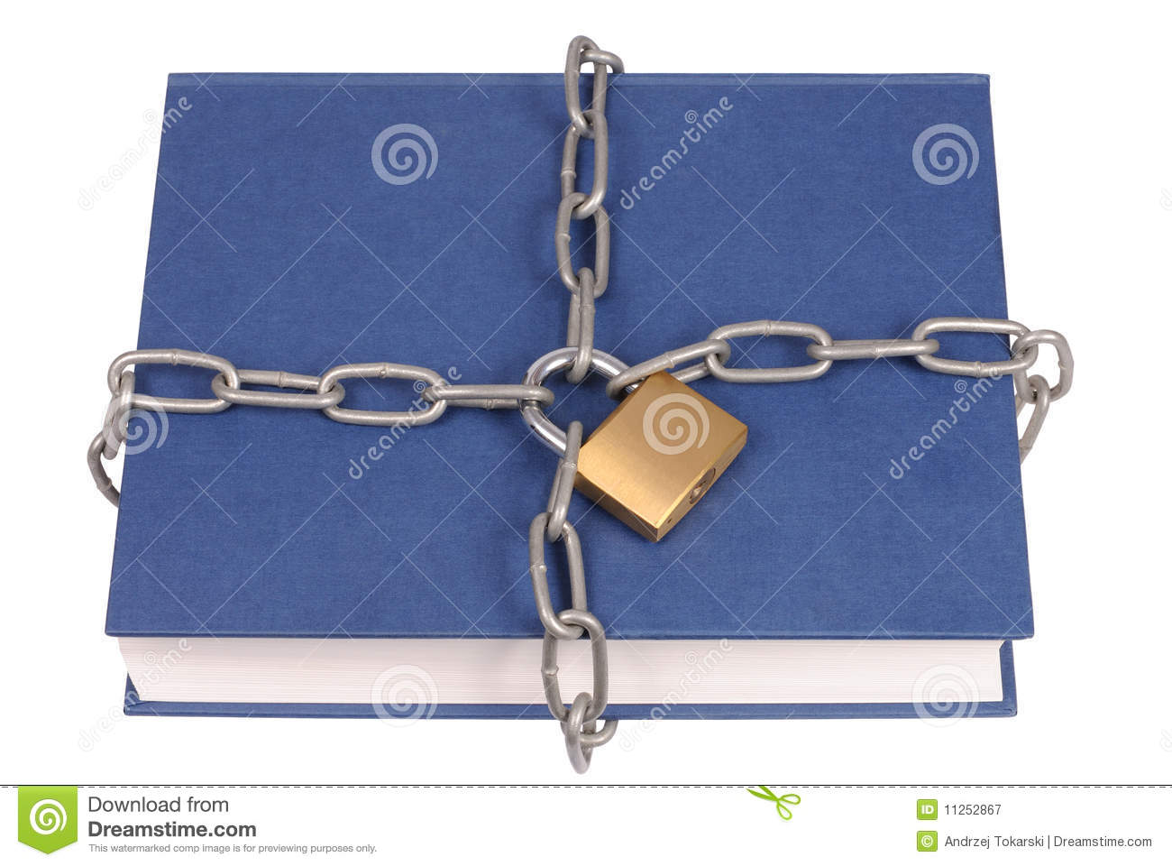 Book in Chains