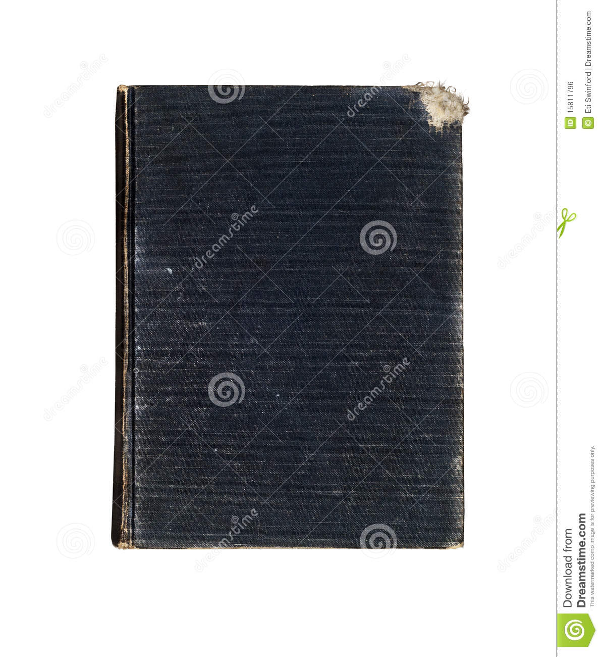 Book Cover Images Royalty Free : Book cover stock photo image of textured black