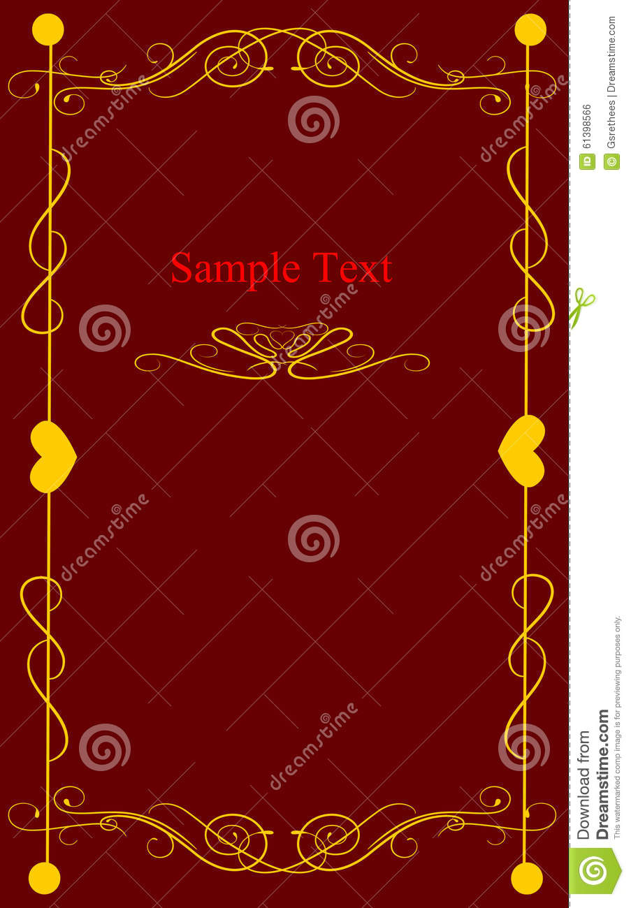 Book Cover Layout In Illustrator ~ Book cover design stock illustration image