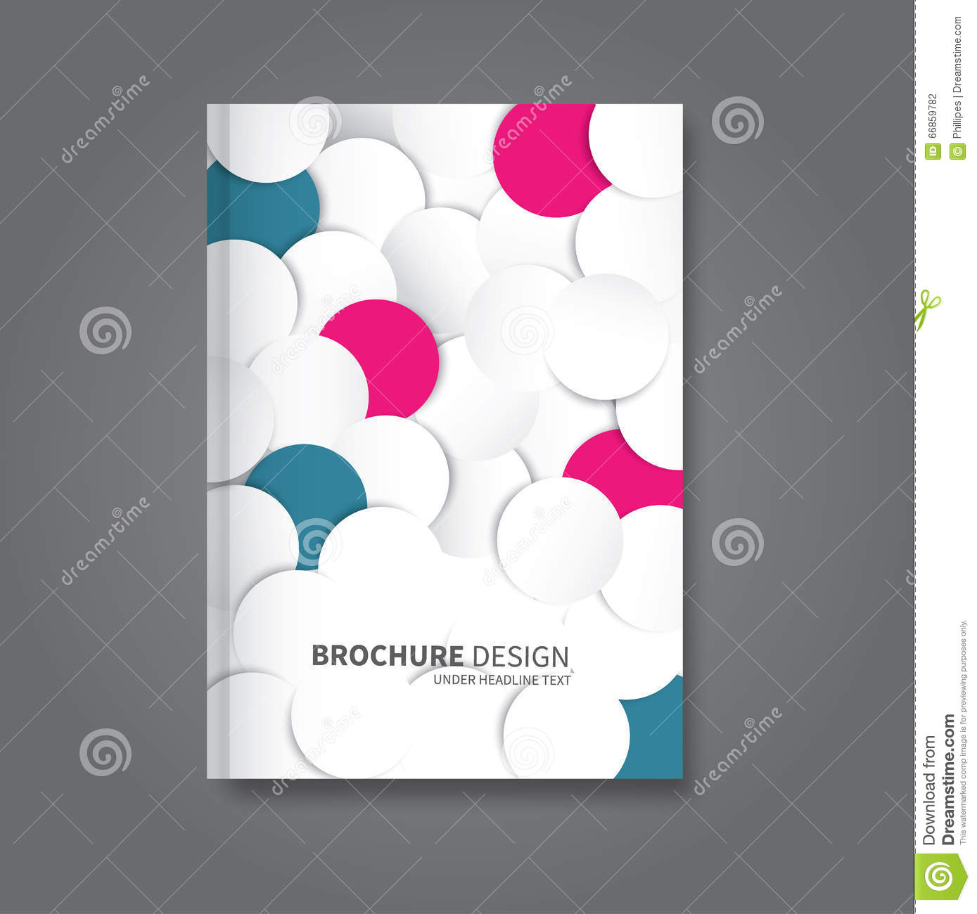 Cool Book Cover Vector : Book cover design template stock vector illustration of