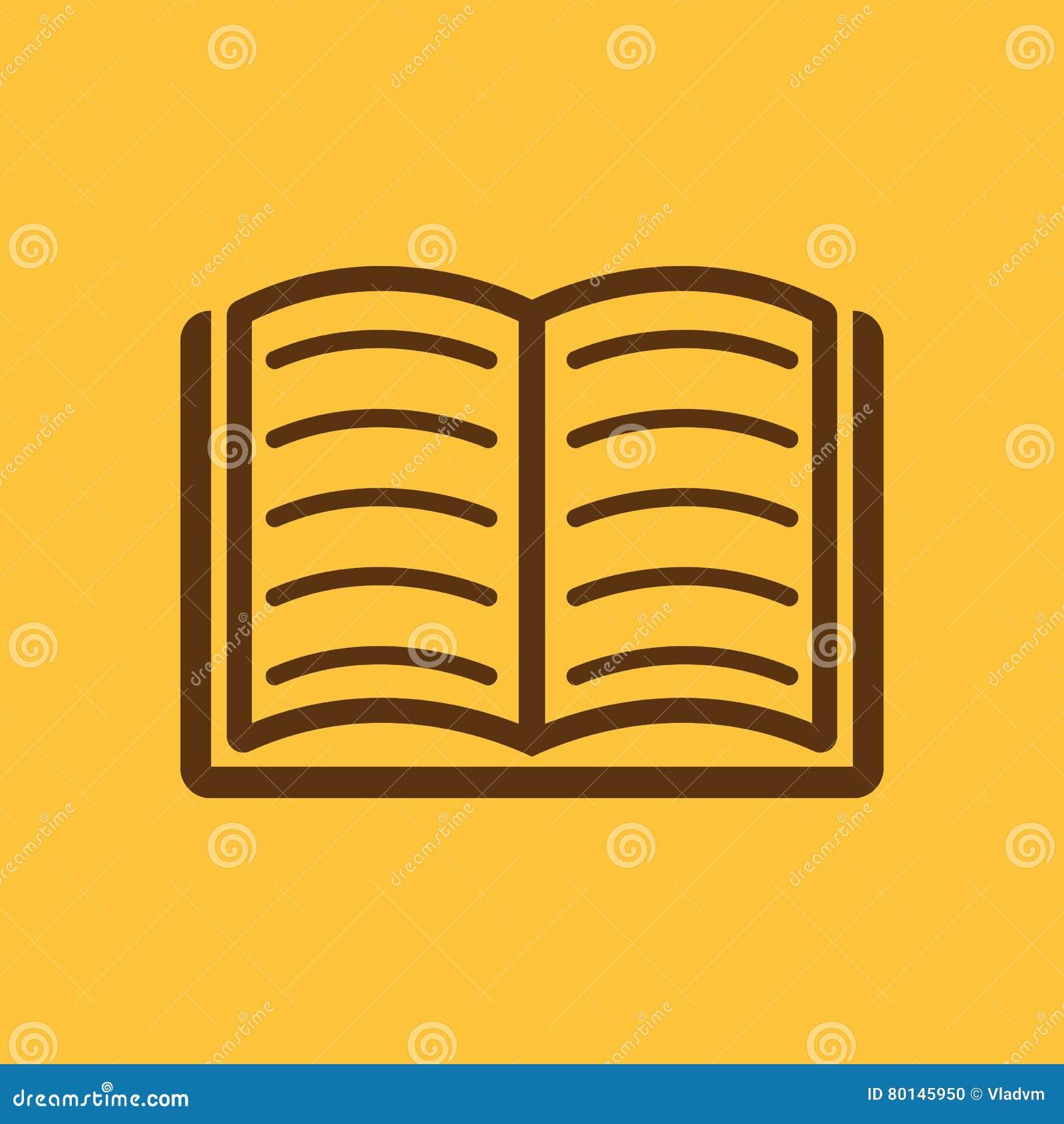 Book Icon Vector Design Library Book Symbol Web Graphic Jpg