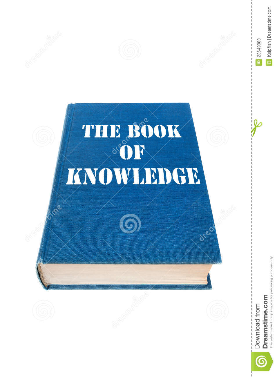 Book Of Knowledge Royalty Free Stock Photos - Image: 23649088