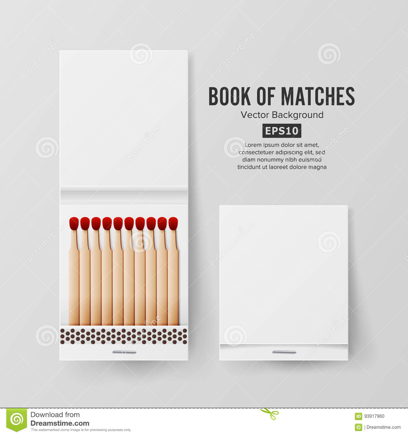 Book of matches sign up