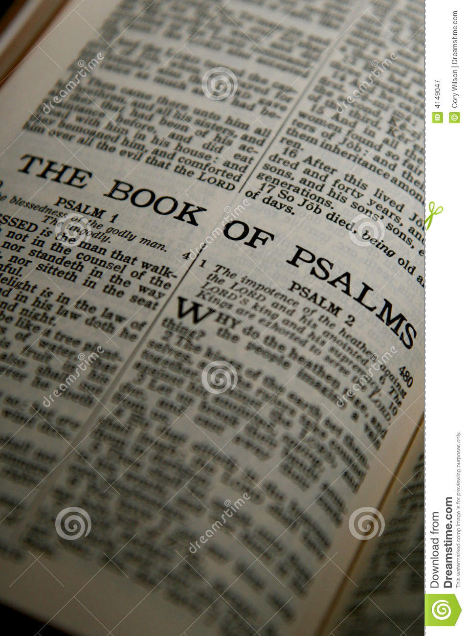 how to understand the book of psalms