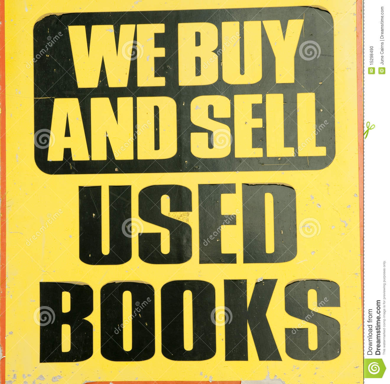 sign books buying selling