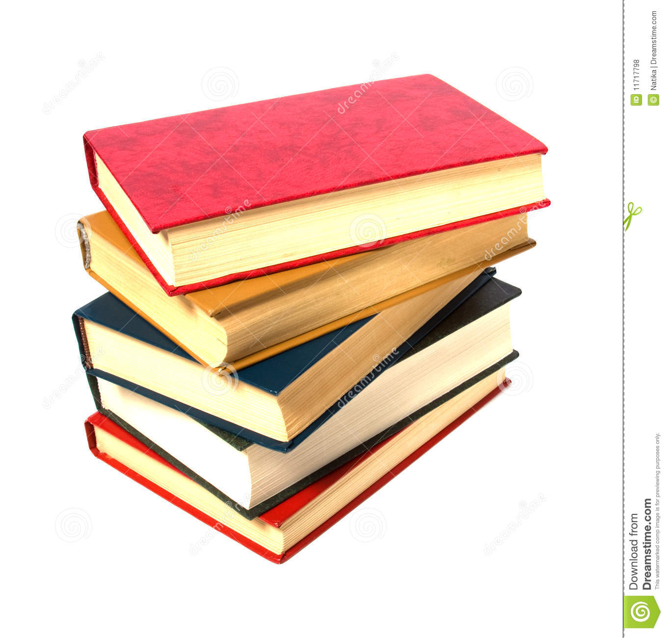 book stack royalty free stock photos image 11717798