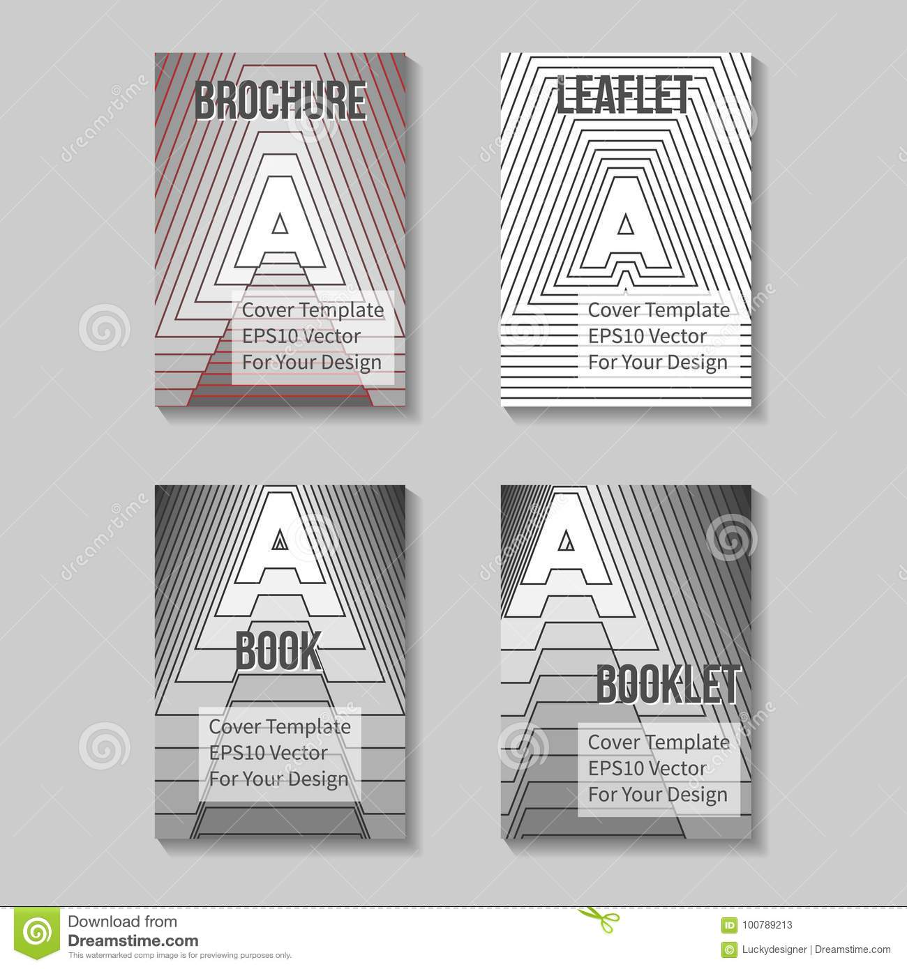 Book title page template business report cover stock illustration download book title page template business report cover stock illustration illustration of layout wajeb Images
