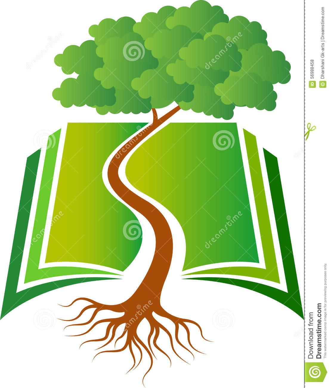 book tree clipart - photo #21