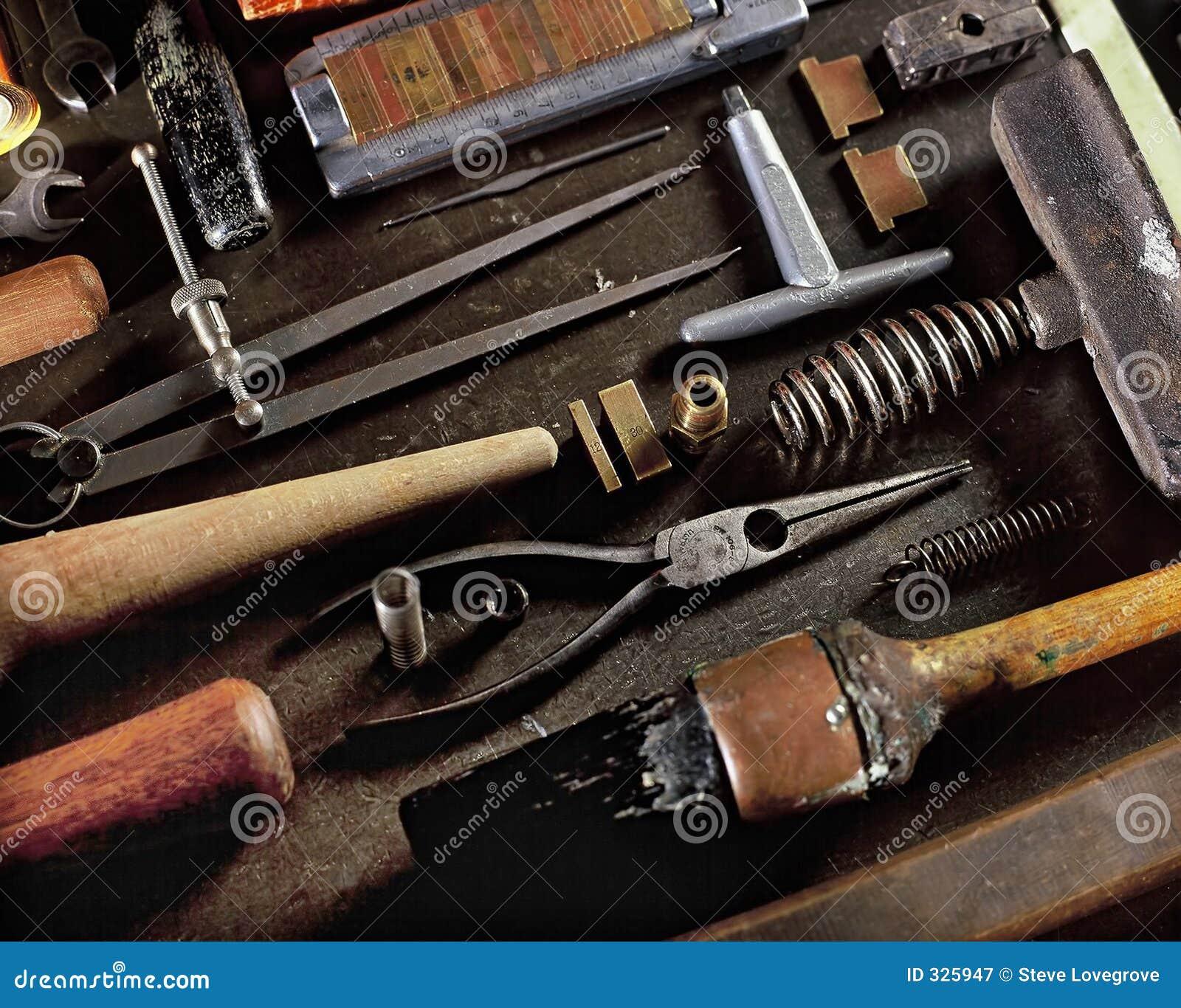 Bookbinding Tools