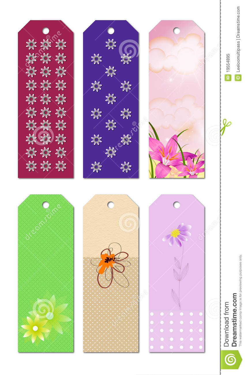 bookmark designs royalty free stock photo image 19554895