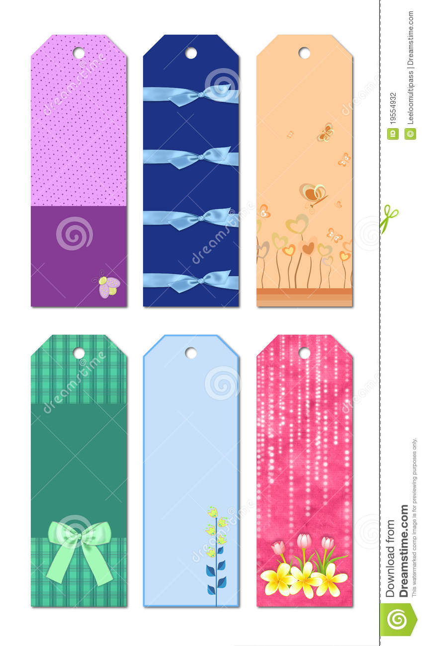 bookmark designs stock photography image 19554932