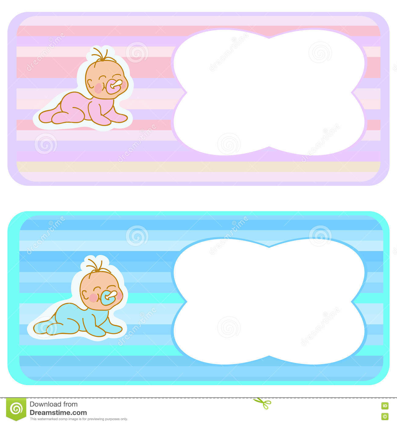 Bookmark Template For Kids from thumbs.dreamstime.com