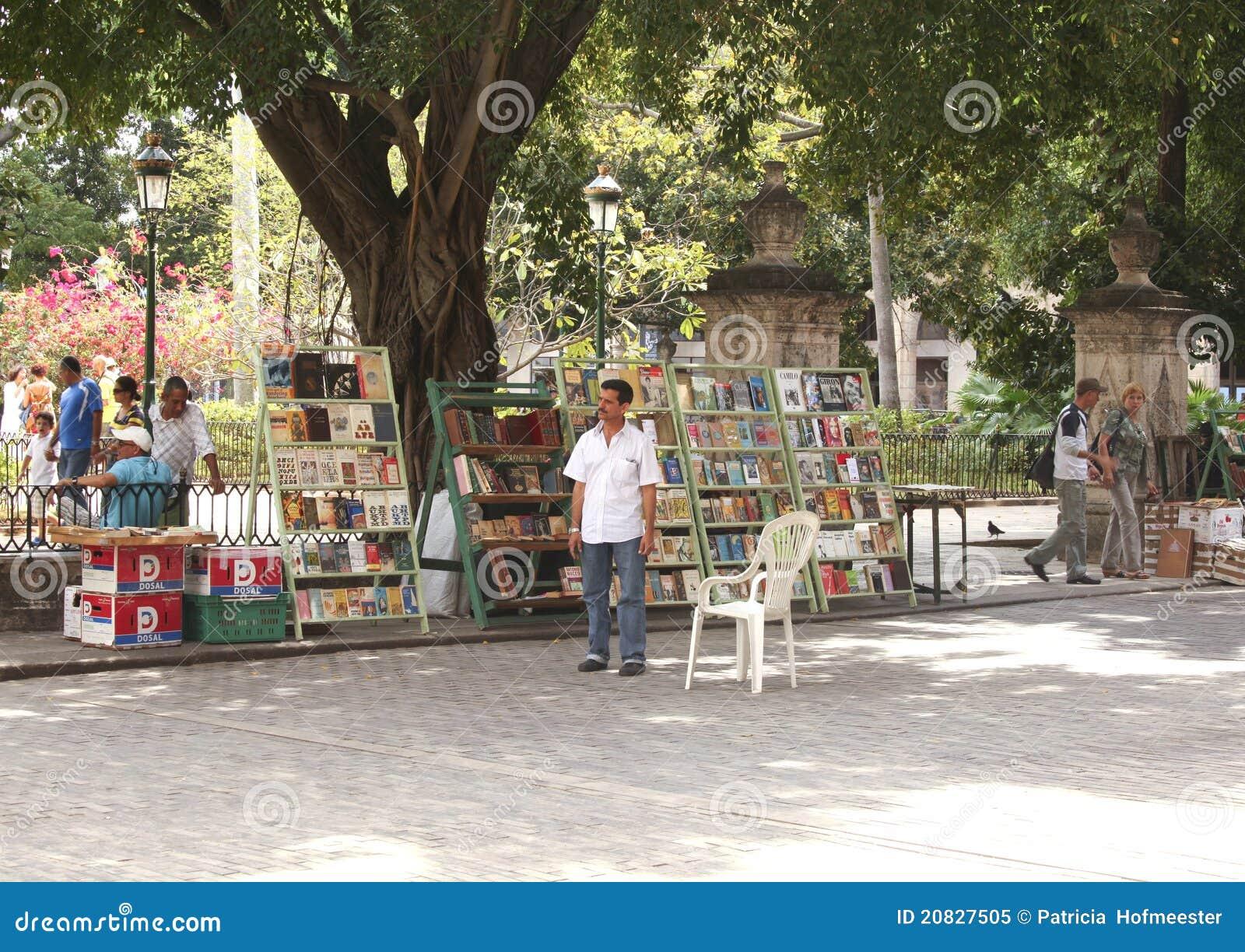 Bookmarket卖书者从第二手哈瓦那