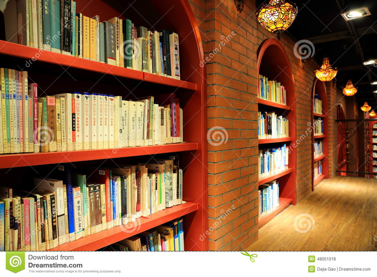 Old Library Book Books Bookshelf Download Preview