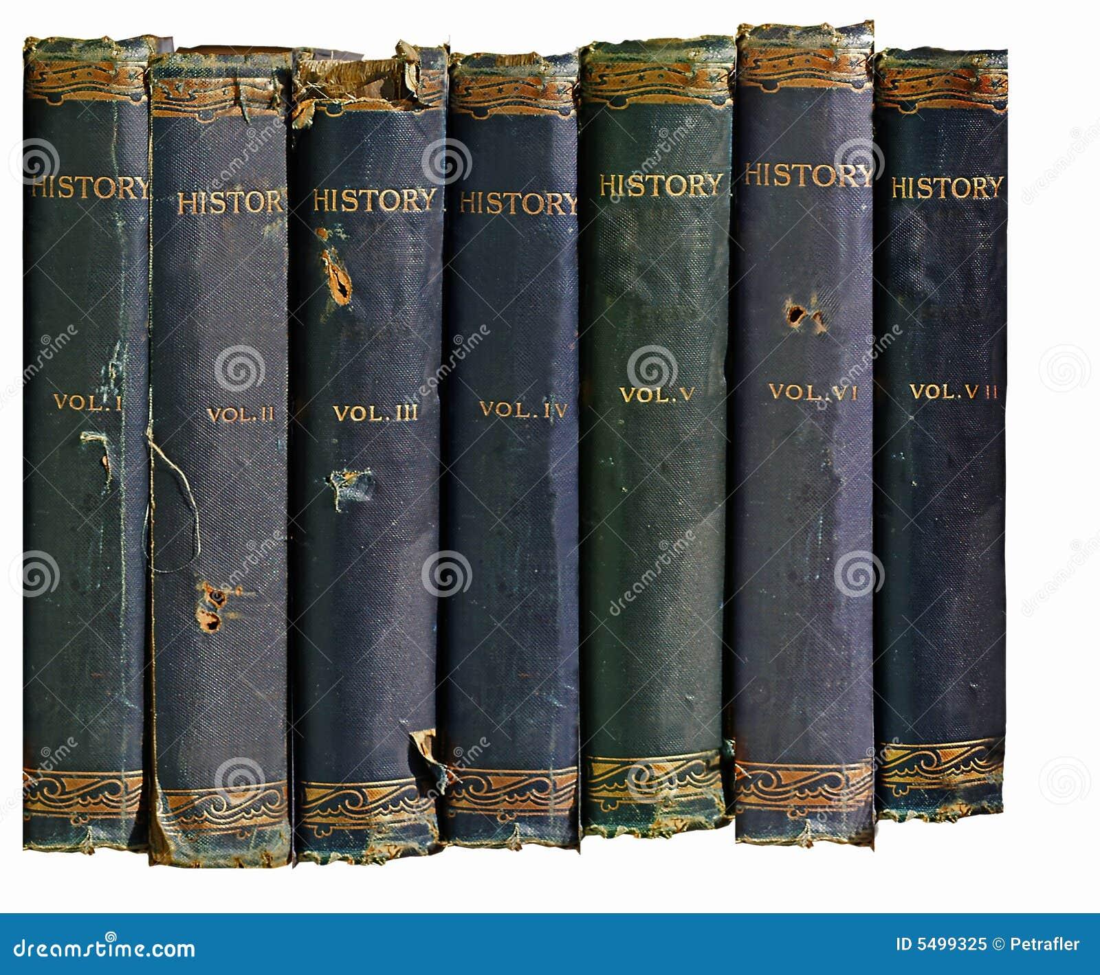 Books gammal historia