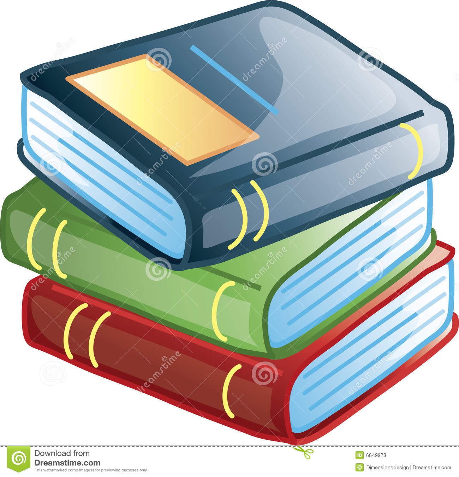 books icon or symbol stock photos   image 6649973