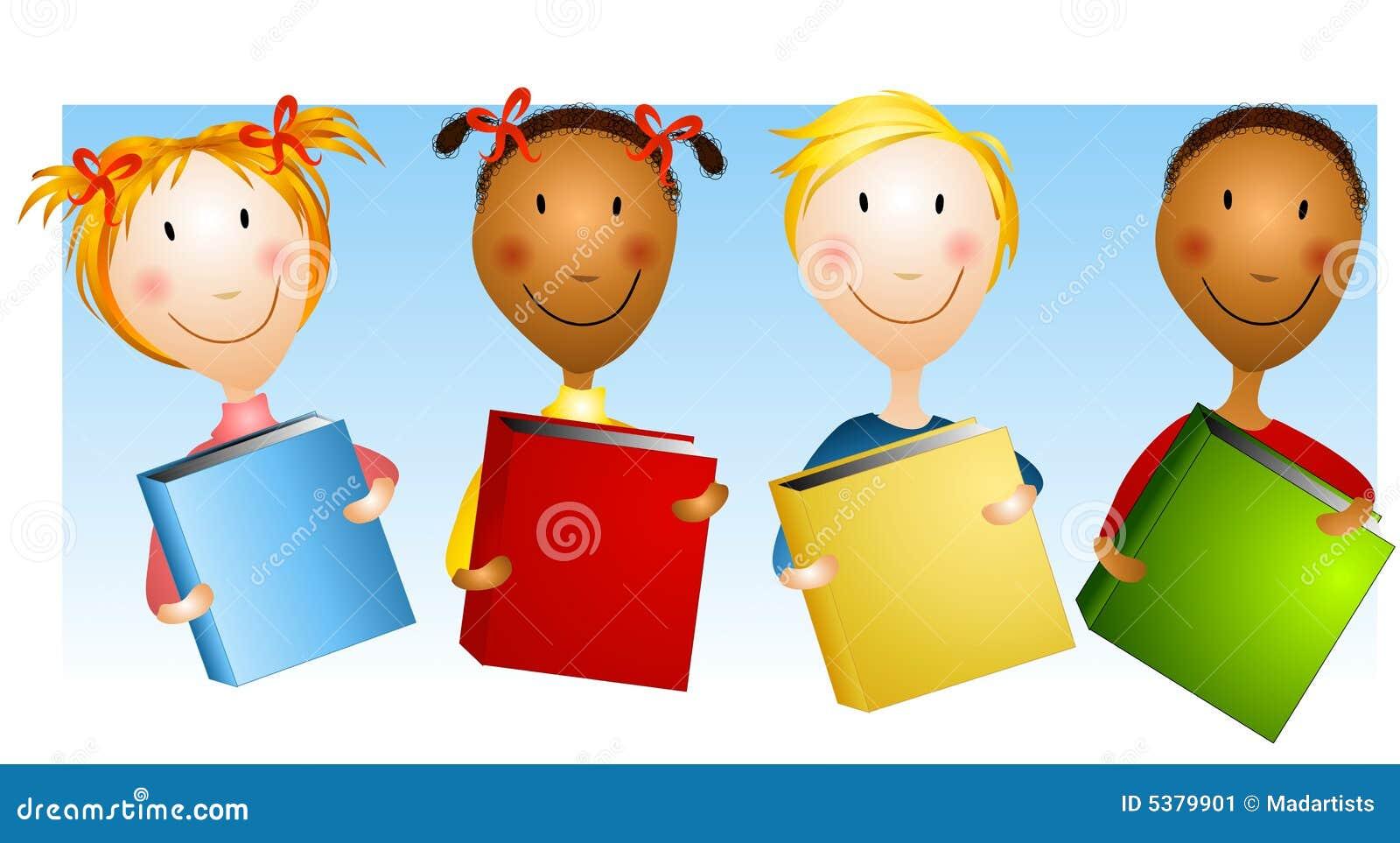 Books lyckliga holdingungar