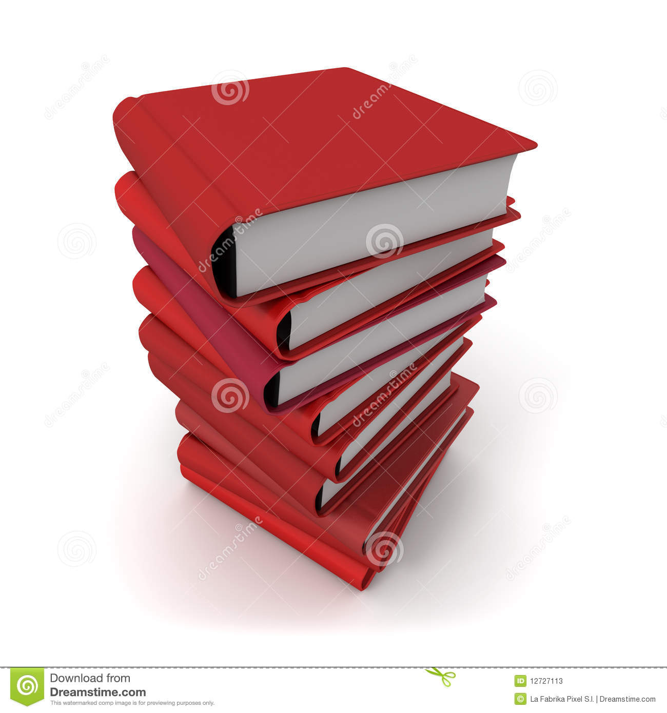 Books red