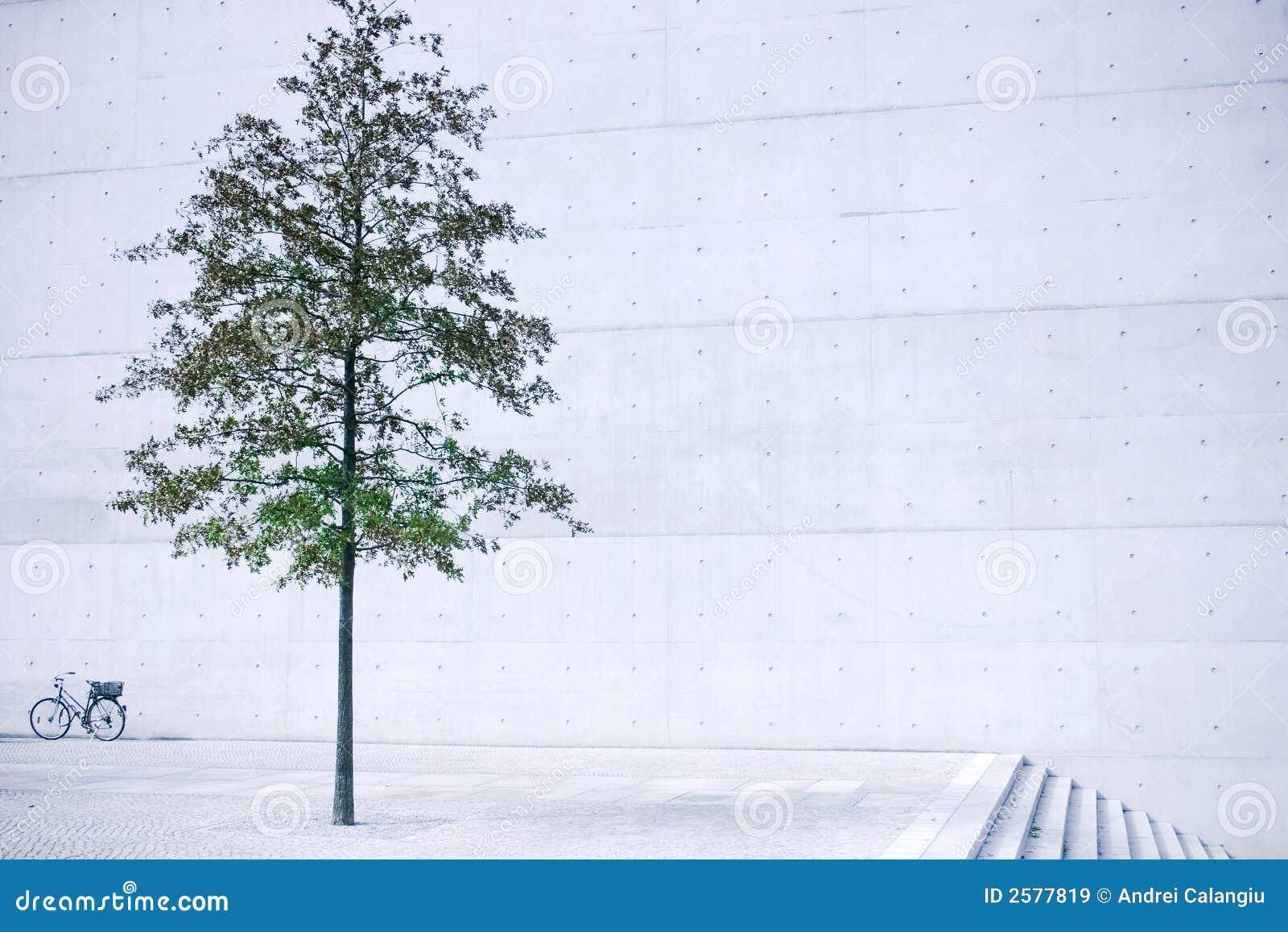 Boom in beton